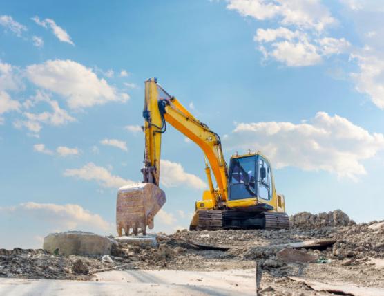 Excavator Maintenance